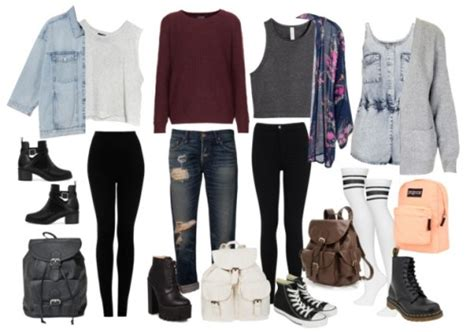 Back to school outfit ideas | Tumblr