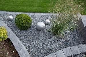 Steingarten Bilder Beispiele : steingarten vorgarten modern gartens max ~ Whattoseeinmadrid.com Haus und Dekorationen