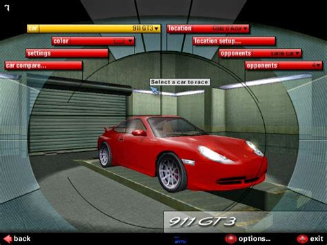 Need For Speed Android Need For Speed Porsche Unleashed
