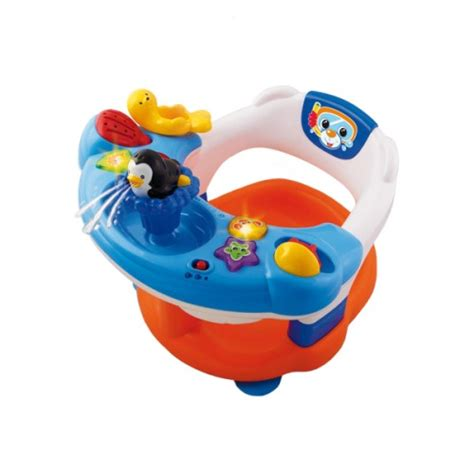 siege de bain bebe vtech siège de bain interactif 2 en 1 vtech pour enfant de 6