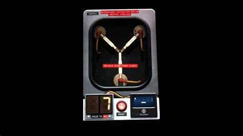 flux capacitor youtube