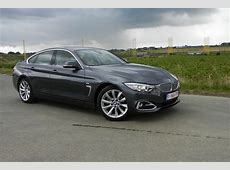 BMW 420d Gran Coupe test Auto55be Tests