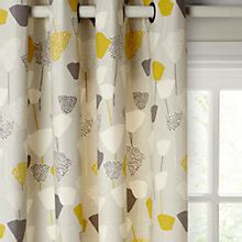Yellow And White Curtains Canada by Yellow Ready Made Curtains Voiles Lewis