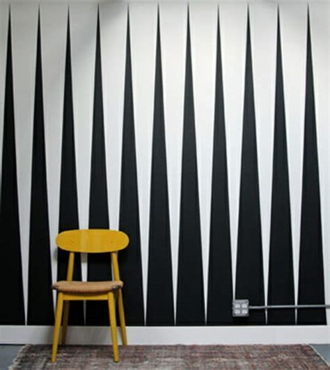 Wand Kreativ Streichen by 62 Kreative W 228 Nde Streichen Ideen Interessante Techniken