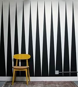 Farbmuster Für Wände : 62 kreative w nde streichen ideen interessante techniken ~ Bigdaddyawards.com Haus und Dekorationen