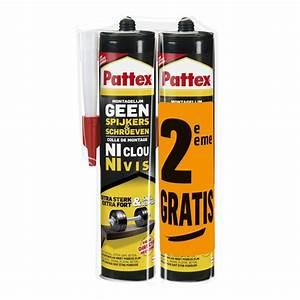 Ni Clou Ni Vis Pattex : duopack ni clou ni vis colle de montage pattex ~ Dailycaller-alerts.com Idées de Décoration