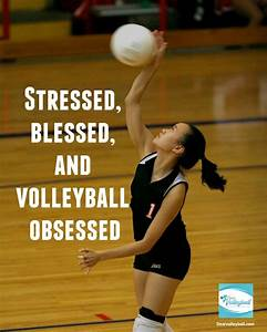 37 Volleyball M... Short Volleyball Team Quotes