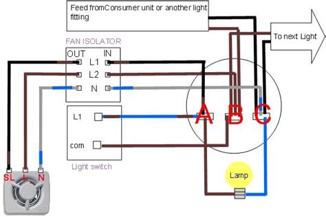 Bath Light Fan Heat Wiring Diagrams Fans