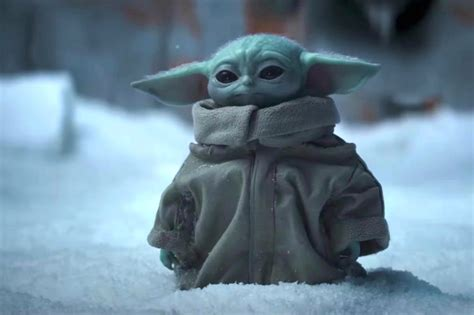 Baby Yoda Is Back And As Adorable As Ever In 'The ...