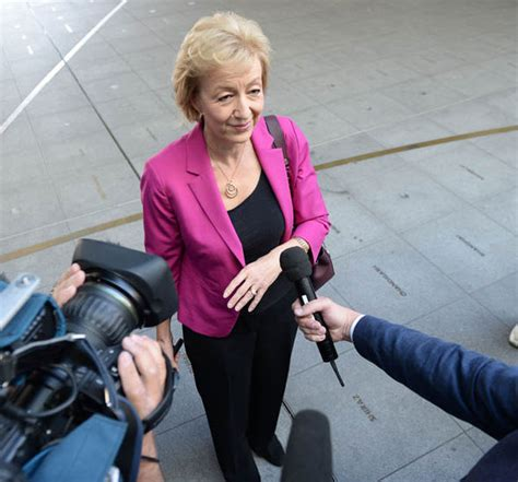 Andrea Leadsom frames herself as the 'new Thatcher ...
