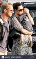 Minnie Driver takes her son, Henry Story Driver, to a park ...