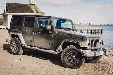 Review 2016 Jeep Wrangler Unlimited Willys Wheeler
