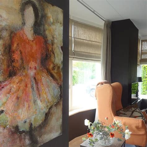 wall art interior decor artist margo van erkelens art