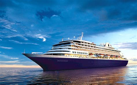 67 Night Grand South America Voyage Begins