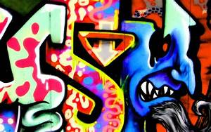 Awesome Graffiti Backgrounds - Wallpaper Cave