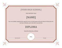printable diploma  graduation crafty inspo