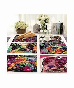 Sets De Table Originaux : set de table chien design cuisine set original int rieur ~ Voncanada.com Idées de Décoration