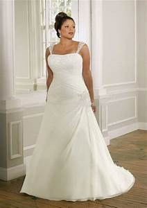 plus size new white ivory wedding dress bridal gown custom With size 14 wedding dress