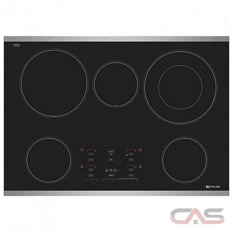 jenn air electric cooktop jenn air jec4530ys cooktop canada best price reviews