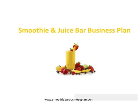 Smoothie And Juice Bar Business Plan Behance Business Card Psd Holding Blank Black Suit Free Best Software Ubuntu Classy Light Anz Credit 3 Cash Back