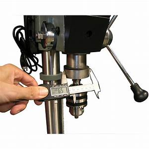10 Drill Press With Dual Laser Guide System King Canada