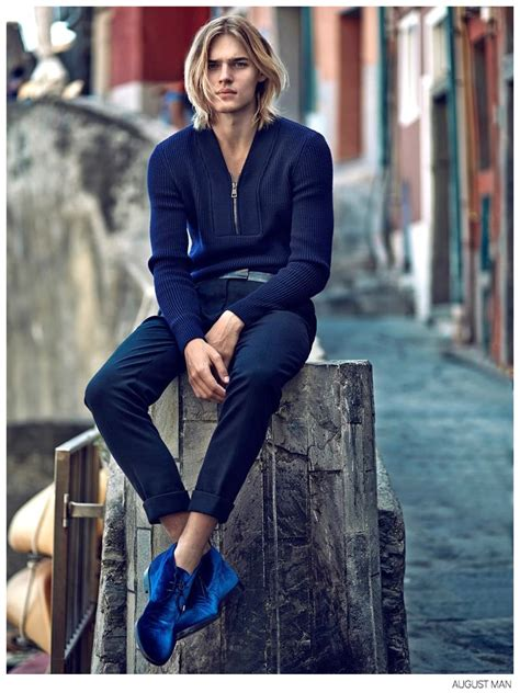 ton heukels aurelien muller step out in luxe fall
