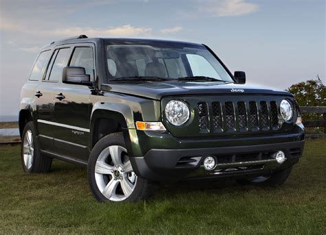 2011 Jeep Patriot Reviews, Specs And Prices