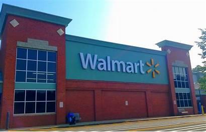 Walmart Security Sues Visa Chip Wire Sign