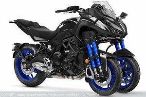 Moto A 3 Roues : moto 3 roues yamaha niken ~ Medecine-chirurgie-esthetiques.com Avis de Voitures
