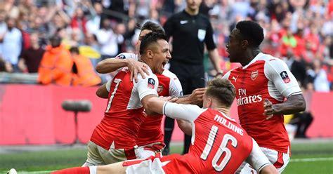 Arsenal vs Man City FA Cup semi final highlights, score ...
