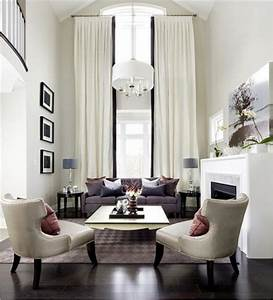 Curtain, Decorating, Ideas, For, Living, Rooms