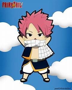 Fairy Tail: Natsu Chibi Ver2 by Paaat19 on DeviantArt