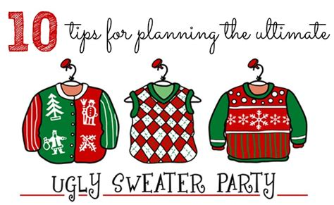 10 Tips For Throwing An Ugly Christmas Sweater Party Home Decor Websites Cheap Decorators Vauxhall Nj Tacoma Lutheran Classic Style Peacock Themed Depot Commerce Best Decorating Blogs 2011 Debary Homes For Sale