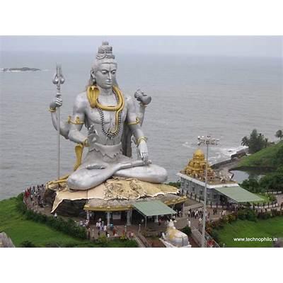 Murudeshwara Temple and Beach