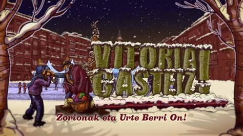 george melies vitoria el ayuntamiento de vitoria gasteiz felicita la navidad con