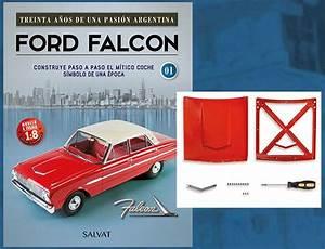 Gaucho Models  Ford Falcon  8