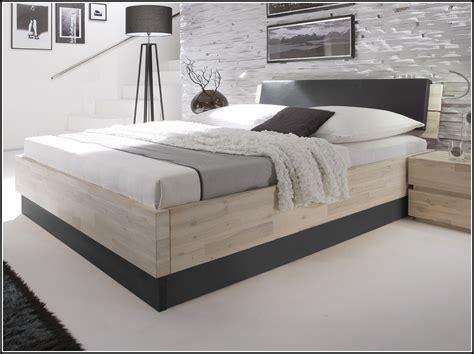 Bett 140x200 Holz Weis  Betten  House Und Dekor Galerie