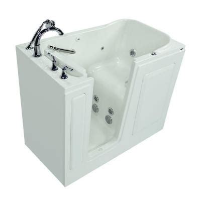 4ft Bathtubs Home Depot by American Standard Gelcoat 4 Ft Walk In Whirlpool Tub With