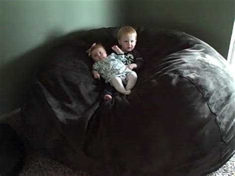 Lovesac Filling by Review Giveaway Lovesac Bean Bag Chair Mommies
