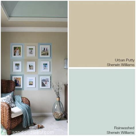 my coastal colors paint colors and living rooms