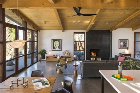 ranch home  palm springs  inspiring renovation