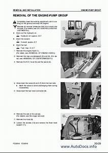 Komatsu Hydraulic Excavator Pc35r