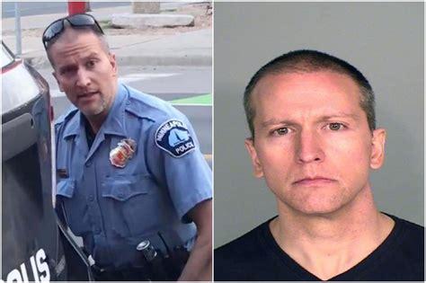 derek chauvin  police officer charged  murder