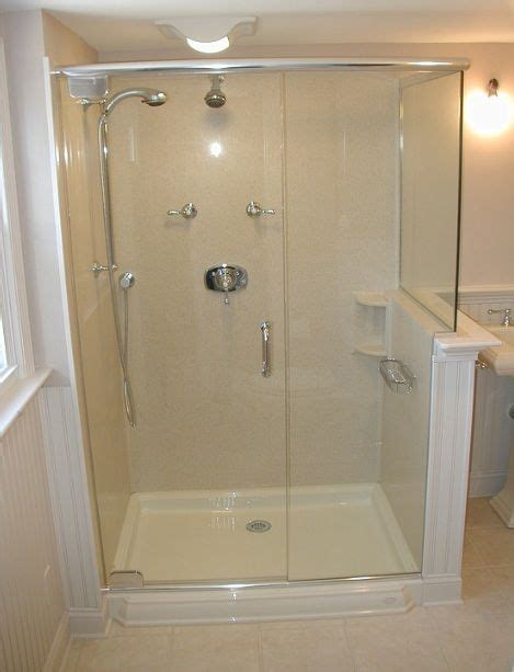 Shower Door For Shower Stall by Various Bathroom Shower Stall Ideas You Can Get In 2019