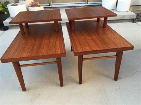 vintage mid century furniture table original and vintage