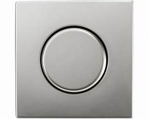 Jung Edelstahl Design : abdeckung f r dimmer metallausf hrung edelstahl jung ls990 ls design es 1940 bei hornbach kaufen ~ Orissabook.com Haus und Dekorationen