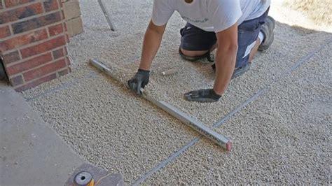 Vlies Für Pflasterarbeiten by Vorbereitung Zum Pflastern Die Tragschicht Formrohre