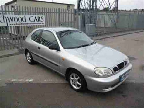 car owners manuals for sale 1999 daewoo leganza head up display daewoo lanos sx 1999 petrol manual in silver car for sale