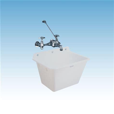 Mustee Corner Mop Sink by Mustee 16 Utilatub Service Sink Wall