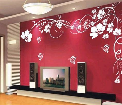 Wall Stickers For Living Room Flipkart by 2011 New Pvc Living Room Bedroom Wall Decals Wall